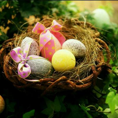Happy Easter! #easter #eggs #holiday