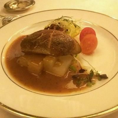 鵝肝!超級好味! #amigo #finedining #foiegras #food #french