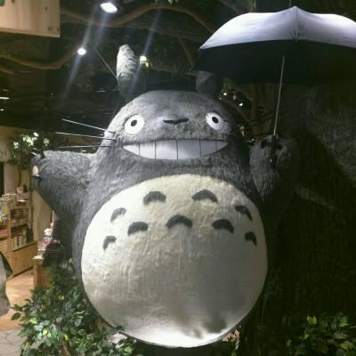 Totoro! #totoro #donguri #timessquare