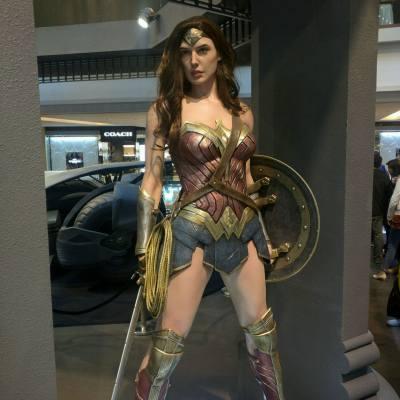Wonder Woman! #wonderwoman #dccomics #movie #dawnofjustice