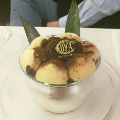 Tiramisu! #cova #tiramisu #dessert #hightea #central #landmark