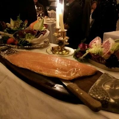 好豐富既晚餐! #amigo #french #finedining