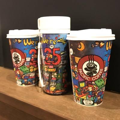 踏入生日月,Pacific Coffee 與維他奶合作,推出多款咖啡特飲、食品同紀念商品。而在7-10月期間,更會推特別版彩繪杯,下載手機程式一齊玩AR遊戲啦! . . . #MissTiaraHK #followmisstiara #shoppinginspiration #shopaholic #newlaunch #hkbeauty #hongkong #hkfood #hkfoodie #pacificcoffee #pacificcoffee25th