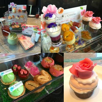 【玫瑰花園歎high tea】有機又美肌 ❤️  盛夏就是跟閨蜜們投入花花世界的moment啊~!帝京酒店與澳洲品牌CANVAS 再度合作,於7月至9月期間,以女生們最愛的浪漫玫瑰花為主題,打造了這set精緻美味的茶點!  #misstiara #canvas #hightea #weekendidea #rose