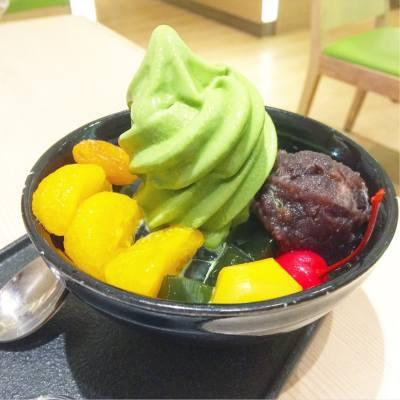 來一個抹茶甜品先🍵😍  #misstiara #misstiaralifestyle #greentea #抹茶控 #hkfood #hkdessert #綠茶