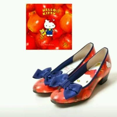 【咦,好衰架Sanrio】小編已睇中little twin stars個對,其實都唔難襯丫(好似係),有小小跟仲唔係最啱返工著? Source : http://ironnashoe.shop-pro.jp/ #misstiara #highheels #sanrio