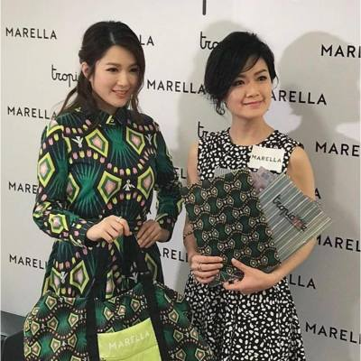 MARELLA推出TropicOOz系列,為香港血癌基金籌款。苟芸慧及方健儀更現身為活動打打氣! . 慈善義賣產品包括折疊式旅行袋、文件夾及磁石杯墊。產品於即日至4月17日期間於各MARELLA店有售。 . #MissTiara #followmisstiara #Marella #MarellaHK #TropicOOz #HKBloodCancerFoundation #charity #newlaunch #shoppinginspirationh