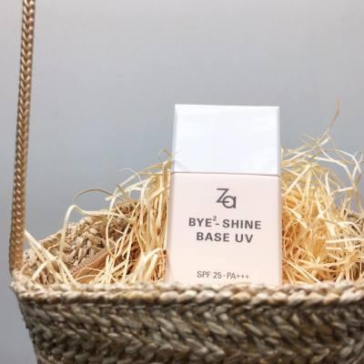 以資生堂科技作為後盾,Za 全新的油光 BYE-BYE 帶來完新防曬清透妝前乳。針對泛油、容易出汗的肌膚作出即時修飾的功效。對抗溶妝煩惱,全面維持的啞緻妝容長達12小時😊 . . . #MissTiaraHK #followmisstiara #shoppinginspiratio #shopaholic #newlaunch #hkbeauty #hkskincare #hongkong #beauty #Za #Zahk #suncare #makeupbase