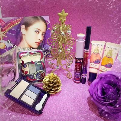 下星期五就聖誕節,今日已經開始Holiday Mood…仲要係Blue Monday😫😭… 終於捱到放工啦!不如去就近指定屈臣氏﹑莎莎或LOG-ON 等嘅MJ魔法工具自助櫃(http://goo.gl/211zzE)試下MJ全新迷紫系列粧品,調劑下心情😊 ,做好準備,過返個浪漫聖誕啦!  #majolicahk #makeup #cosmetics #mj #majolicamajorca #mjhk #romantic#forromanticnight #purple #love #lashexpander #majolookeyeshadow#majolook #lipdipkiss #VI777 #mascara #eyeliner #lipgloss #lashking #lashexpander #secretlong #discount #promotion #mj #freegifts #packset #new #set #curler #mascara #eyeliner #lip #xmas #christmas #gift #giftidea #gifts #cosmetics