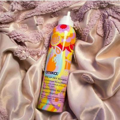 隨時隨地,拯救扁塔髮絲 – amika #海莓果免沖洗洗髮噴霧。  Save your hair from weighting down, anytime, anywhere, with – amika Perk up dry shampoo.  #amikahk #loveyourhair #dryshampoo #perkup #oilyhair #freshhair #hair #shampoo #hairstyling