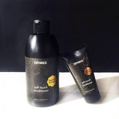 植物蛋白深層柔潤護髮素 – 為髮絲注入源源不絕的營養成份。使用後髮絲變得柔軟,如絲順滑。  Keravis & argan Soft Touch Conditioner - perfectly packed with nourishing ingredients that will leave your hair soft and oh-so smooth.  #amikahk #keravis #arganoil #haircare #conditioner