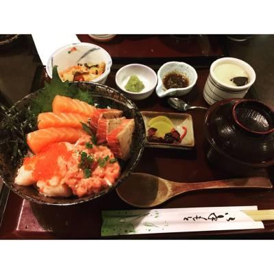 自選刺身飯!😋😋 #尖沙咀 #壽司