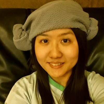 來到韓國龍山汗蒸幕,一定要扮下韓星整個頭飾啦!  #韓國 #旅行 #首爾 #龍山汗蒸幕