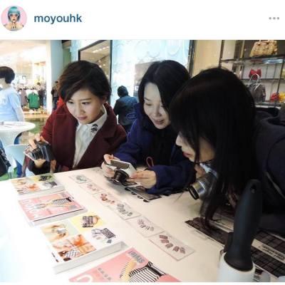 印·印·印 印出美美花甲  依家 MoYou 係朗豪設有 Pop-up Store 想體驗最簡單又美美的花甲 就唔好錯過 --- 3月28日-4月3日  朗豪坊 1 樓 Pop-Up Shop (H&M 商場內大門對出)  #nail #nailart #MoYou #MoYouHK #stampingnailart #hkblogger #BeautySearch #beautybloger #blogger #blog #lifestyleblogger #trial  #beauty #nail #productTrial @moyouhk #nailitwithstyle #朗豪坊 @langhamplace