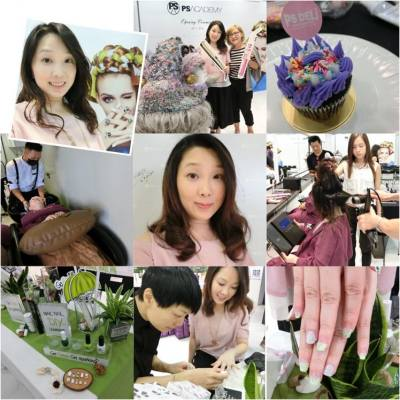 今日 PS Group 中環新 Studio -  PS Academy  開幕 安排了 media tour  BeautySearch 即場體驗了 全新美髮用品、服務及 Styling  還有以Go Green為主題的美甲workshop  Cup Cake DIY 仲有健康檢測 節目非常豐富又好玩  @privateisalon #privateisalon #blogger #hkblogger #beautysearch #hair #lifestyleblogger #beautyblogger #salon #hkig #treatment #styling #event #nail #nailart #nailnail #DIY #cupcake #PSGroup #PSAcademy #opening #bloggerevent