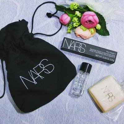 NARS 絕對是女士們 不可缺少的妝品  Special Thanks to @misstiarahk  #MissTiara #NARS #narshk #event #hkblogger #BeautySearch #beautybloger #blogger #blog #lifestyleblogger #trial #beauty #instabeauty #makeup #serum #essence #productTrial #narscoverstars #narspowerfall