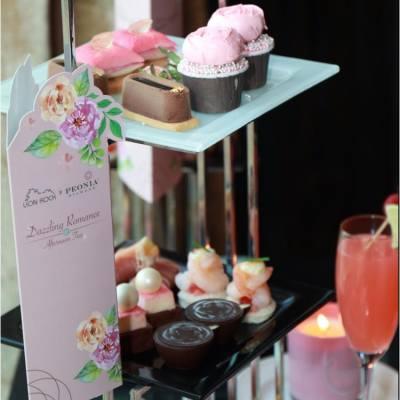 High Tea 的確是件賞心樂事 尤其近期推出的 Tea Set 款款都精美非常 既是美食又是飾品  好似今日 BeautySearch享用的 鑽飾品牌 PEONIA DIAMOND 彼愛麗鑽石 聯乘帝京酒店呈獻的 『粉紅「鑽」奇下午茶』  吸睛度相當高 而且充滿浪漫感覺 • HK$270 一位用 / HK$508 兩位用 (每位包一杯特飲) 另加一服務費  供應日期:2017年 1月 2日至 3月 31日下午 3時至 6時 • #太子珠寶鐘錶#PeoniaDiamond #彼愛麗鑽石 #HighTea #粉紅鑽奇下午茶 #獅子樓 #鑽飾 #牡丹花 #帝京酒店 #下午茶 #yummy #hkfood #hkblogger #BeautySearch #foodblogger #delicious #hkfoodie #instafood #foodie #foodblog #foodshare #foodstagram #foodlover #hkig #food #gathering #lifestyleblogger #gourmet #美味しい #dessert