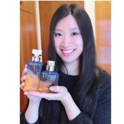 ETERNITY summer Calvin Klein 2017刻劃沙漠日落的平和寧靜及浪漫  #ckonesummer #cksummer2017 #eternitysummer #PARFUM #PERFUME#FRAGRANCE #calvinkleinhk #calvinklein #ckone #eternity #summer #luxasiahk #lifestyle #香水 #eaudeparfum #instagrammers #hkinstagram  #instagood #happy #beautyblogger #beauty #hkgirl #hkblogger @luxasia_hk  @facessshk  #facessshk #facesss @harbourcity #luxasia #calvinkleinperfume