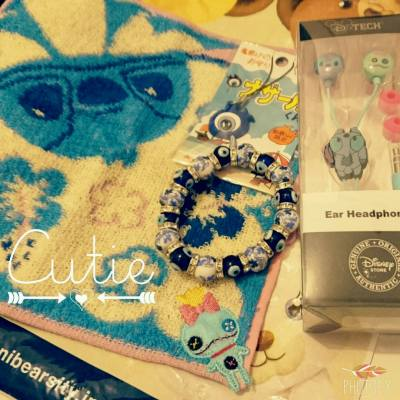thanks😆 two of my fav 😘 #scrump #evileye #japan