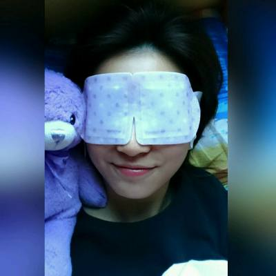 The way you treat yourself set the standard for others 🙆 #treatyourselfwell #steameyemask #goodnight