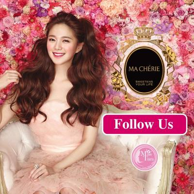 日本輕髮品牌MA CHÉRIE正式登錄Miss Tiara. 快D按follow以獲取最新資訊! #macheriehk #macherie #haircare #misstiara