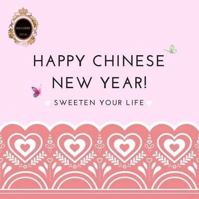 HAPPY CHINESE NEW YEAR! 新一年新形象,出去拜年又點可以唔悉心打扮咖?等MA CHÉRIE幫您喺今個新年以飄逸又充滿香氣嘅髮型示人啦:) #macherie #macheriehk #chinesenewyear #chinesenewyear2016