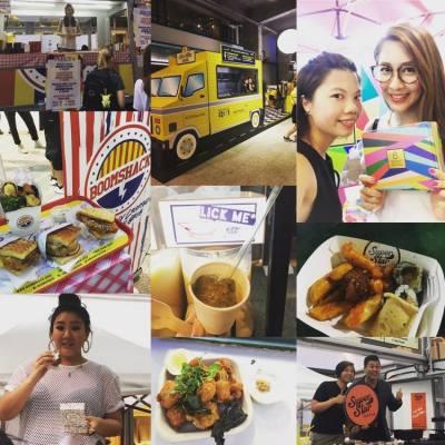 今晚去左PMQ參加美食車嘉年華2016,每架美食車都有好多美食,極力推薦李燦森個架嘅炸雞桶,好好食呀!另外欣宜個架曲奇都唔錯。另外仲有master joe & 黃長興嘅美食野,唔少得敏芝曲奇呀!週末一定要再去呀!(美食車嘉年華由5月4日至5月8日) #foodie #food #foodies #hk #hkfood #foodfestival #blogger #美食車 #美食 #週末好去處 #foodtruck #hkfoodtruck #hkfoodtruckfestivals #cookin #feed #joycecheng #pmq #相機食先 #相機先食