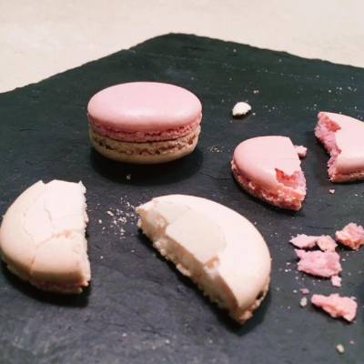 #homemade #pierreherme #macaron