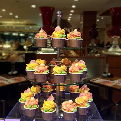 Fancy something sweet and yum? Look no further than the afternoon tea buffet at La Scala. #RoyalPlazaHotel #LaScala