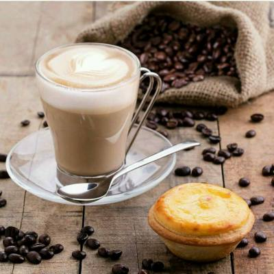 Fuel yourself with a sip on delicious rich coffee, accompanied by our big hit tarts at Royal Plaza Hotel La Scala or Cake Shop, which are great spots for  you to relax on a warm and comfortable atmosphere. #Royalplaza #goodmorning #coffee#cheesetart