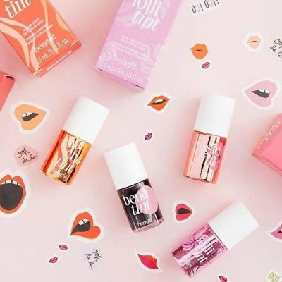 星期二唔上唔落,心情一般般?不如換個色調,轉個好心情 ❤💋💗 http://bit.ly/1Tj9Bxb #benetint #pinkmakesmehappy