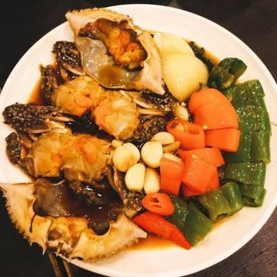 爽YY~🦀🦀醬油蟹