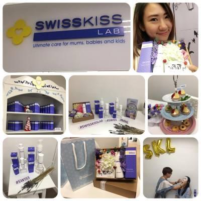好開心今日可以出席到Syreeta與Swisskiss Lab合辦的《SWISS KISS LAB 盛夏花水美顏工作坊》,除左介紹新呈獻既 Floral Aqua 花漾淨膚水同保養心得之外,仲有得親手整靚靚花盒。 SWISS KISS LAB Co. Limited #swisskisslab #swiss #lavender #elderberry #organic #盛夏花水美顏工作坊 #beauty #skincare #hkblogger #我想返工去shopping #syreeta