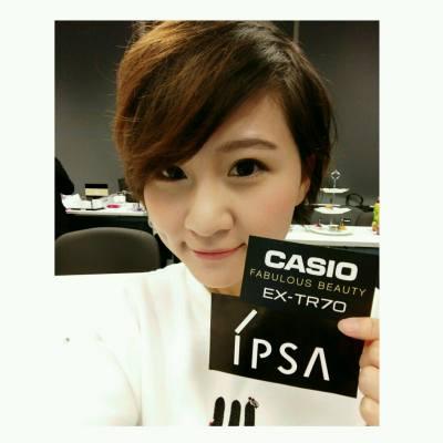 △IPSA x CASIO眉妝自拍研習坊▲ 學到化妝小技巧,又玩到自拍神器😊  #IPSA #CASIO #自拍神器 #自拍