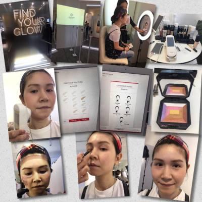 今晚出席咗 SHISEIDO event,試玩咗首創嘅3D輪廓彩妝分析,搵出自己臉形專屬嘅化妝方案! 揾啱屬於自己肌膚顏色嘅粉底液,同屬於咩嘢臉型,之後BA仲用咗七色亮肌素顏蜜粉去幫我做臉型修飾,一盒有齊胭脂,陰影、光影同打造輪廓,真係非常方便易用呢!又學到嘢了! #Shiseido #不同臉形 #修飾妝容技巧 #makeup #化妝 #七色亮肌素顏蜜粉 #cherrypolaw小些牙 #cherrypolawsharing #hkbeautyblogger #hkblogger #blogger #hk #hkig #hkgirl #event