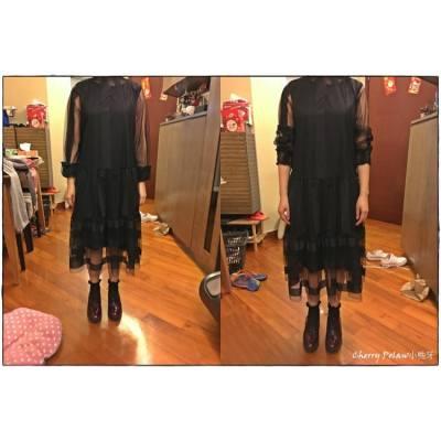 我琴日放工,係公司樓下的舖頭仔,買咗條黑色LACE裙,hkd79.00咋,望落去,又唔似咁cheap喎,去party或者annual dinner嘅場合,都適合著,隆重得嚟,又不失型的感覺!條裙咁長,望落去,又唔會覺得矮咗喎!如果覺得凍,就咁披番件黑色皮褸又得!勁易襯! #lace裙 #lacedress #小黑裙 #黑裙 #partydress #annualdinnerdress #型格 #裙 #dress #cherrypolawsharing #cherrypolaw小些牙 #fashion #hkig #hk