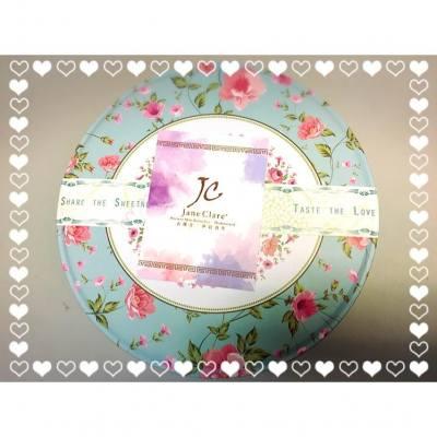 Thanks JaneClare 送來的正正蝴蝶酥小吃! 下午茶有著落了!☺️☺️ #janeclare #香港制造無添加護膚品 #香港制造
