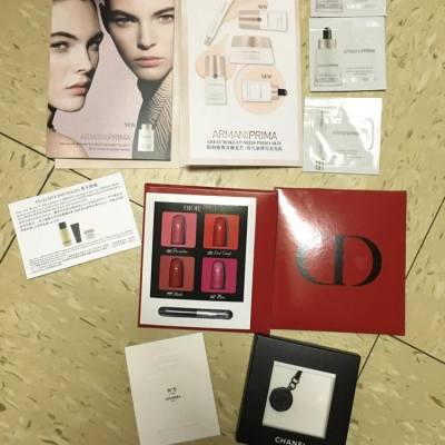 Get the free samples and gift @chanelofficial @giorgioarmaniofficial @diormakeup #chanel #giorgioarmani #dior #christiandior #makeup #cosmetics #samples #gifts  https://instagram.com/p/BKQnRDQhQSn/