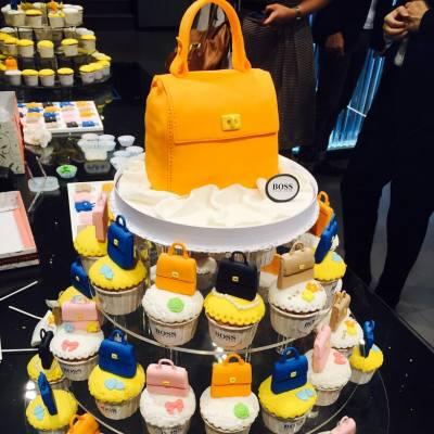 #bossevent #bespoke #cupcakes
