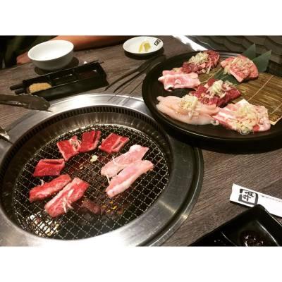 💜今天是燒肉時間💜 #牛角 #和牛燒 #燒肉 #dinner #hkig #hklifestyle #hkgirl #hkwife #MissTiara#bloggerhk #