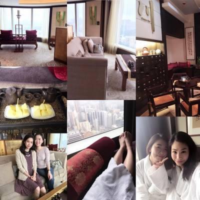 Chuan Spa & Massage #朗豪酒店 #hongkong #川 #Spa #massage #like