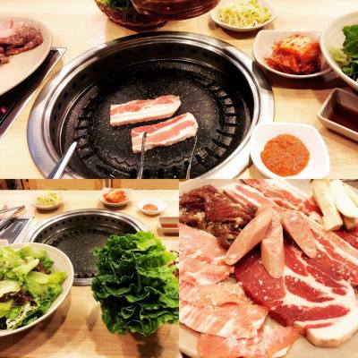 韓燒BBQ ar #korea #koreabbq #bbq #我想返工去shopping #食食食