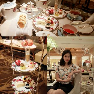 朗廷英式下午茶 , 嘆 tea  #TheLanghamHongKong #hightea