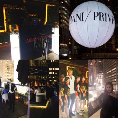Happy Halloween Party🍺👻😻👏🏻😽 #Landmark #good #nice #ArmaniPrive #PeroniItali  #VIP