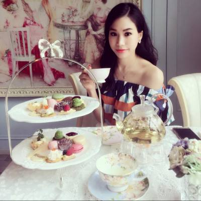 Afternoontea #princessCafe #good #nice #CWb