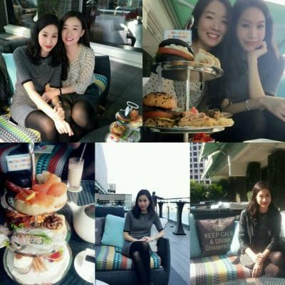 ✨🍰 歎Tea 🍴🍷🍹 #sevva #Central #goodwiew #nice #happytime #highteahk #Food #goodfoods