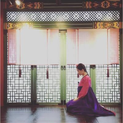 我們第一次韓服體驗#一生人要try下 #趁後生 #fun #travel #koreastyle #korea #koreafashion #韓遊