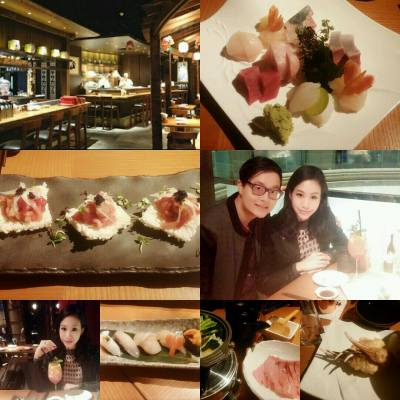 生日餐~😍😍日本高級料理 #權八 #利園 #japanfood #happytime #日本神户和牛