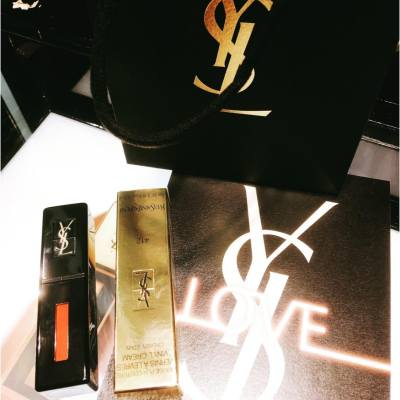 YSL 秋冬 唇膏 #YSL #YSLHK #YSL唇蜜  #good #beauty #blogger