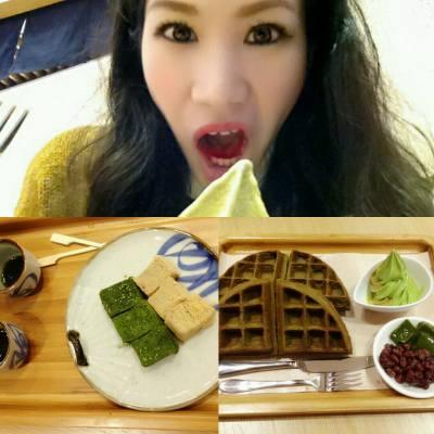 🍨🍮🍧食日本抹茶甜品 🍵🍶🍴🍡🍢 #御前上茶 #japanfood